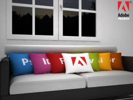 Adobe Pillows by AlperEsin