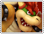 Bowser's Stamp by RalphAguilar462