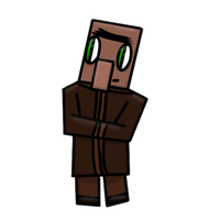 NPC Villager by MelodyoftheNightFury