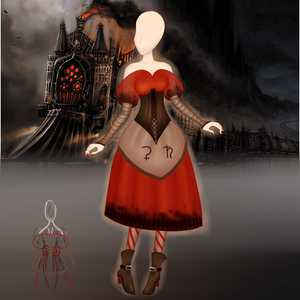 The Infernal Dress -ReadBelow-