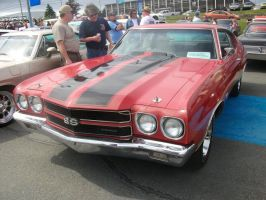 70 Chevelle by lowlow64