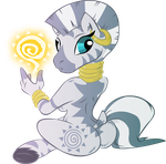 Zecora's Magic by megadrivesonic