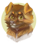 Bud Dog by Loseresque