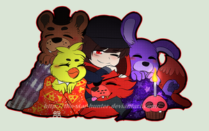 -:''Five Nights At Freddy's'':- by The-Star-Hunter