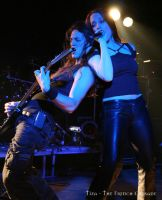 Epica - Simone and Mark by TiZa