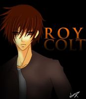 Roy Colt Screen by Ardhes-ayen