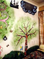 Another picture of my wall by MadEvilLydia