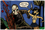 Friday the 13th Book Two by theEyZmaster