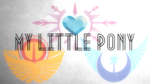 My Little Pony - Vintage Emblems by the-talkie-toaster