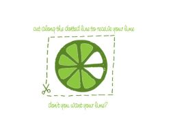 To Receive Your Lime... by itsyouforme