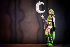 League of Legends Cosplay - Dryad Soraka 2. by KawaiiTine