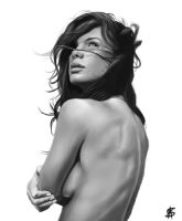 Rhona Mitra by TheSig86