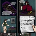 FF7 V-day Comic by immortalmint
