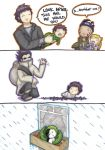 ninja childcare by prisonsuit-rabbitman