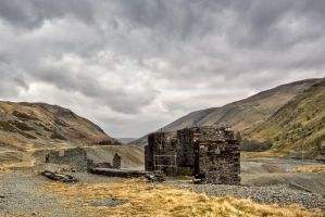 Cwmystwyth Mines 3 by CharmingPhotography
