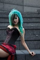 Londinium corsets stock 43 by Random-Acts-Stock