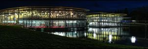 HDR Panorma University by torhax