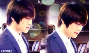 Jaejung - Hard To Say I Love U by KNPRO