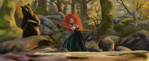 Brave: Photostudy by MindlessKaos