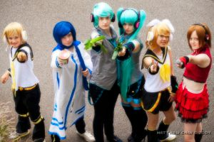 Vocaloids 2 by Blasteh