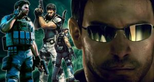 Resident Evil 5 Chris Redfield by Farah456