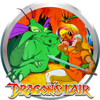 Dragon's Lair by POOTERMAN
