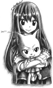 Wendy Marvell by Jes221