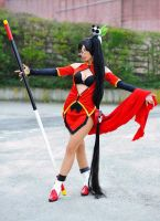 Litchi preview by Giorgiacosplay
