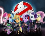 My Little Ghostbusters by ColonelWalther