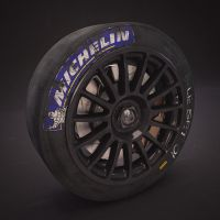 MICHELIN RACING TIRE by punkandroll