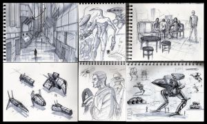 .:My Sketchbook004:. by David-Holland