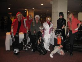 Togainu no Chi Photoshoot 3 by Witts-End