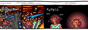 Stubble Trouble - 393 by Rennon-the-Shaved