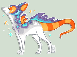 Random Character design gift by griffsnuff