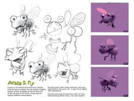 Horace the Fly by Eyth