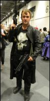 The Punisher by MJ-Cosplay
