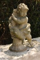 Bixby Ranch Garden Statuary 3 by pinknfuzzy4711