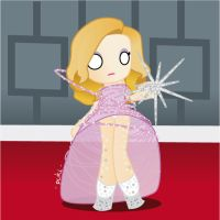 Gaga in da carpet by StepPuki