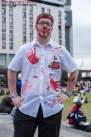 Shaun of the Dead by TPJerematic