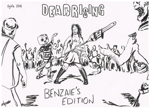 Dead Rising Benzaie's edition (edit) by SylFr