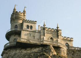 Castle by Lubov2001
