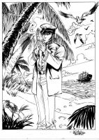 Corto Maltese - D'n'D Paris by SpiderGuile