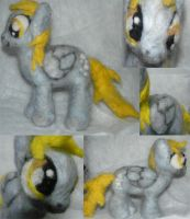 My little pony:friendship is magic derpy hooves by Throughawolfseyes
