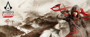 Assassin's Creed Chronicles - China DLC Ubi Banner by MatrixUnlimited