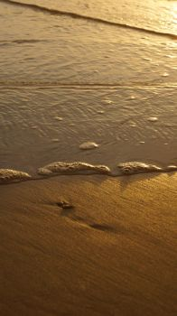 Detailed Water and Sand With Bubbles by manuelo-pro
