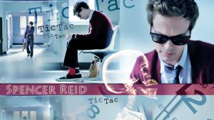 In my Mind Spencer Reid by Anthony258