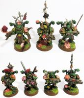 Plague Marines [8] by MOxC