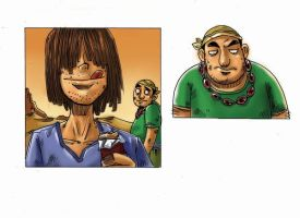 snickers ad storyboard 5 by kwee85