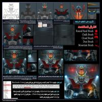 Mazinger Tutorial ARABIC by TheFearMaster