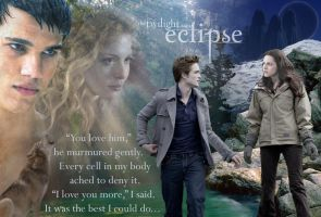 Eclipse Movie Poster 2 LC by Cherolibubs